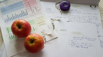 Kombinasjon av håranalyse, coaching og ernæring
