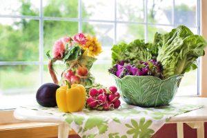 Vitamin og mineralrik mat