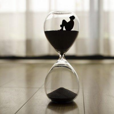 Tiden går uansett hva du bruker den til!
